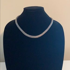 Jewelry - 925 thick rope necklace